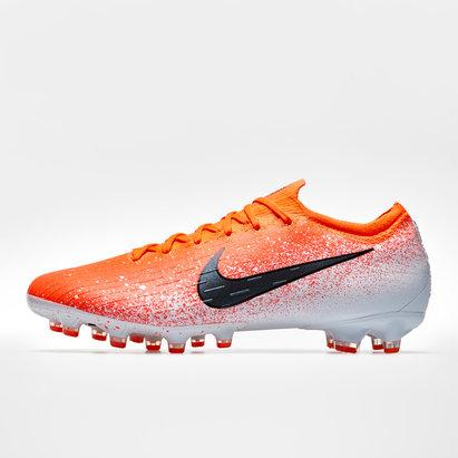 Nike Mercurial Vapor XII Elite, Crampons de Foot Pro, Terrain synthétique