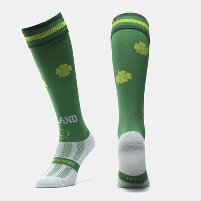Wacky Sox Chaussettes de Rugby Wackysox Classic Irlande