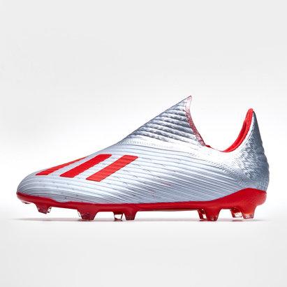 adidas X 19+, Crampons de Football pour enfants, Terrain sec