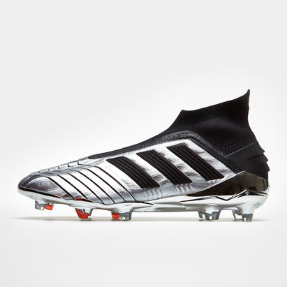 adidas Predator 19+, Crampons de Football, Terrain sec