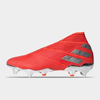 adidas Nemeziz 19+, Crampons de Football, Terrain mou