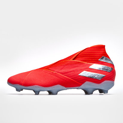 adidas Nemeziz 19+, Crampons de Football pour enfants, Terrain sec