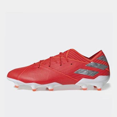 adidas Nemeziz 19.1, Crampons de Football, Terrain sec