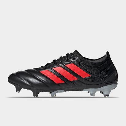 adidas Copa 19.1, Crampons de Football, Terrain sec