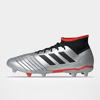 adidas Predator 19.2, Crampons de Football, Terrain sec