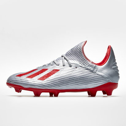 adidas X 19.1 Crampons de Football pour enfants, Terrain sec