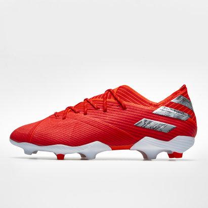 adidas Nemeziz 19.1, Crampons de Football pour enfants, Terrain sec