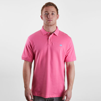 Raging Bull Signature, Polo de Rugby rose