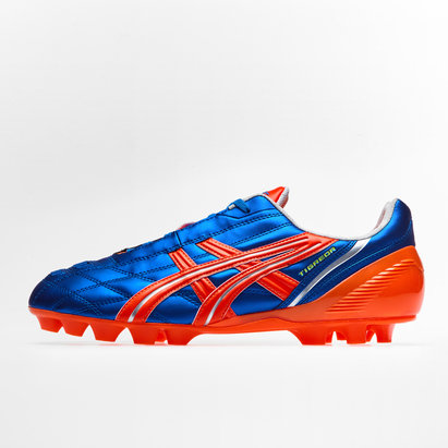 Asics Tigreor IT, Crampons de Football, Terrain sec