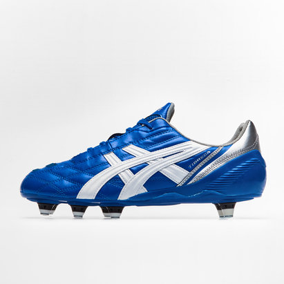 Asics Tigreor ST, Crampons de Rugby, Terrain mou