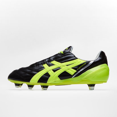 Asics Lethal Tigreor ST, Crampons de Rugby, Terrain mou
