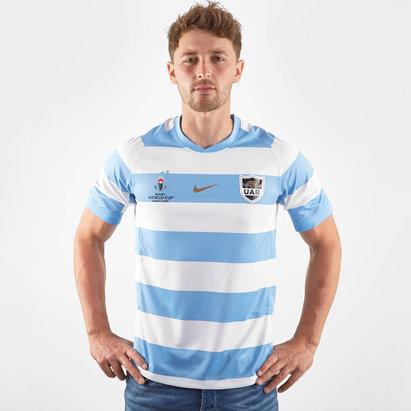 Nike Maillot de Rugby Argentine domicile, Coupe du Monde RWC 2019