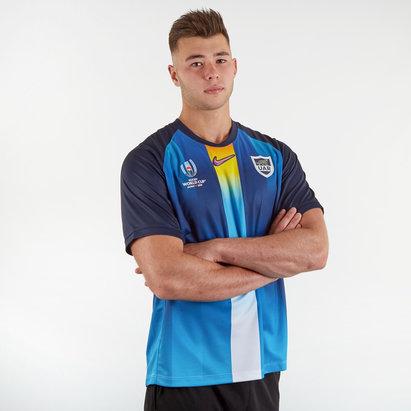 Nike Maillot de Rugby Argentine extérieur, Coupe du Monde RWC 2019