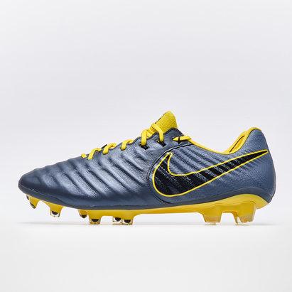 Nike Tiempo Legend VII Elite, Crampons de Football, Terrain sec