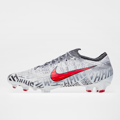 Nike Mercurial Vapor XII Elite Neymar, Crampons de Football Pro, Terrain sec