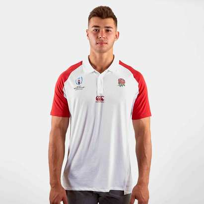 Canterbury Polo performance de rugby, Angleterre coupe du monde RWC 2019