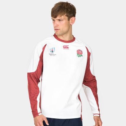 Canterbury Maillot d'entraînement coupe du monde RWC Angleterre 2019