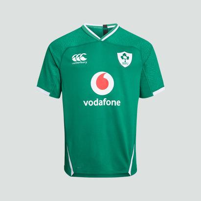 Canterbury Maillot de Rugby Pro Domicile, Irlande 2019/2020, pour enfants