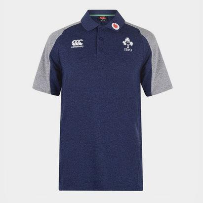 Canterbury Polo de Rugby en Cotton, Irlande IRFU 2019/2020