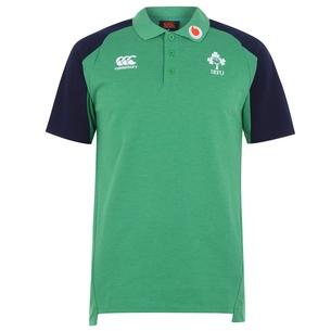 Canterbury Polo pour hommes, Irlande IRFU 2019/2020