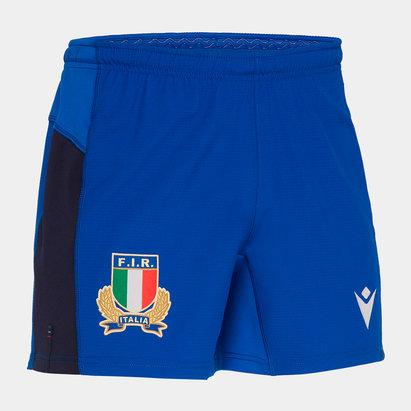 Macron Short de rugby joueurs domicile, Italie 2019/2020