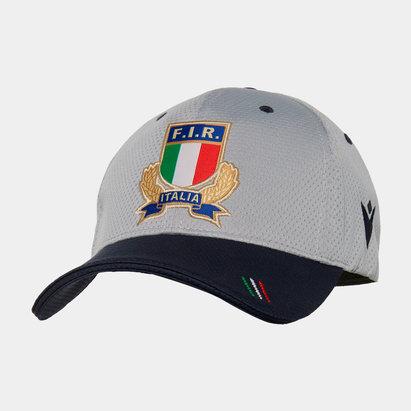Macron Casquette de Baseball de l'équipe de rugby d'Italie 2019/2020 joueurs
