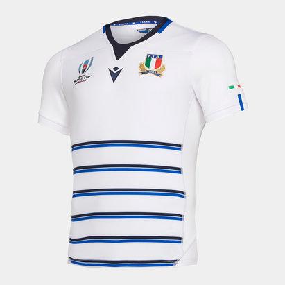 Macron Maillot extérieur Italie, Coupe du monde de Rugby WRC 2019