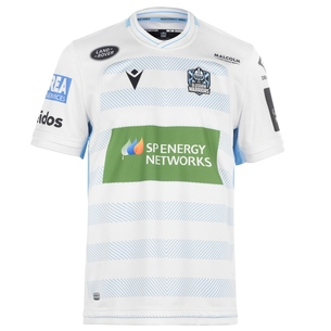 Macron Glasgow Warriors 2019/20 Alternate Replica Rugby Shirt