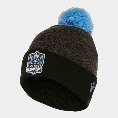 Macron Glasgow Warriors 2019/20 Bobble Hat