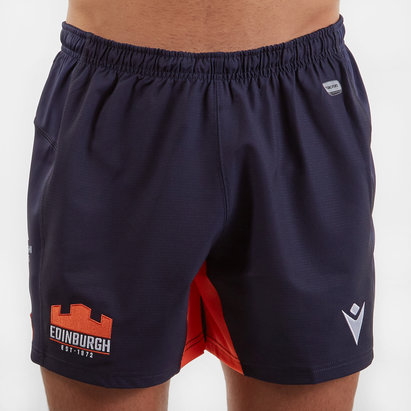 Macron Edinburgh 19/20 Home Replica Rugby Shorts