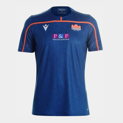Macron Edinburgh 2019/20 Travel T-Shirt
