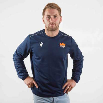 Macron Edinburgh 2019/20 Training Sweatshirt