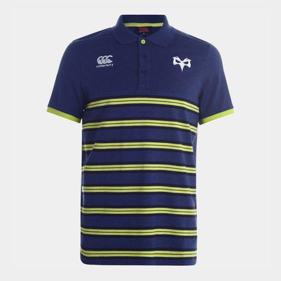 Canterbury Ospreys 2019/20 Cotton Polo Shirt