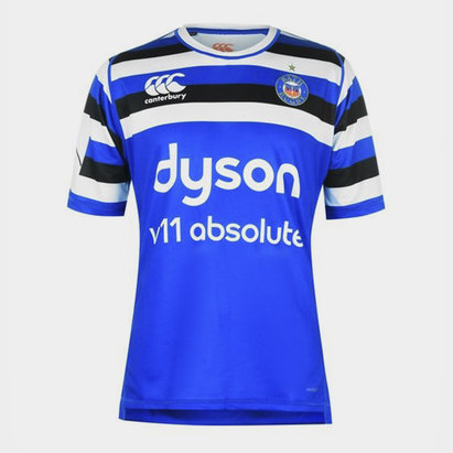 Canterbury Bath Home Pro Shirt 2019 2020