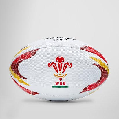 Gilbert Ballon de rugby de plage supporters, Pays de Galles