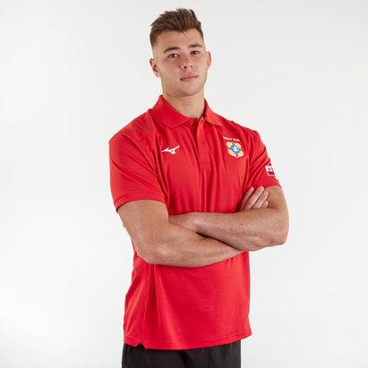 Mizuno Polo de détente des joueurs de Rugby des 2019/2020