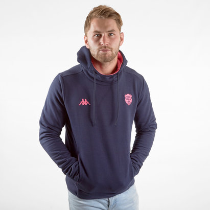 Kappa Sweat à capuche Performance, Stade Français