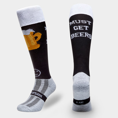 Wackysox Must Get Beers, Chaussettes