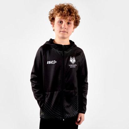 ISC Sweatshirt à capuche pour enfant Toronto Wolfpack