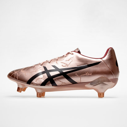 Asics Menace 3 S SG, Crampons de Football