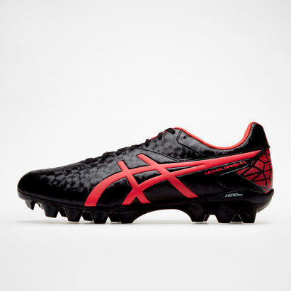 Asics Lethal Speed RS FG, Crampons de Rugby