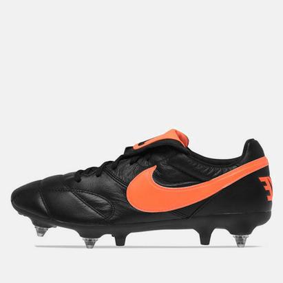 Nike Premier II Anti Clog, Crampons de Football Pro