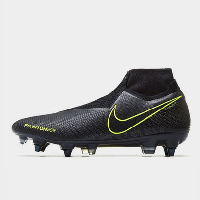 Nike Phantom Vision Elite D-Fit SG-Pro AC, Crampons de Football
