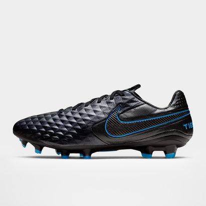 Nike Crampons de Football Tiempo Legend 8 Elite pour les Terrains sec/dur