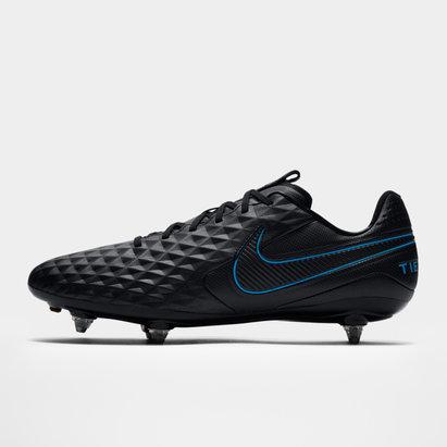 Nike Crampons de Football Boots, Tiempo Legend 8 Pro, Terrain mou/gras