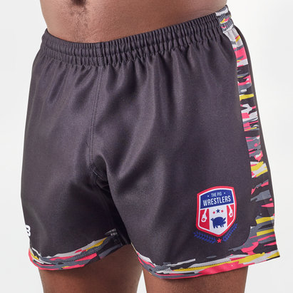 VX3 Short de Rugby The Pig Wrestlers Domicile 2019/2020