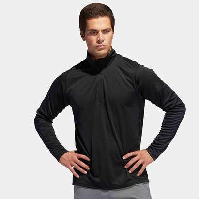 adidas Free Lift 1/4 de zip, Haut d'entraînement pour hommes