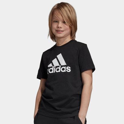 adidas T-shirt Grand logo adidas pour enfants