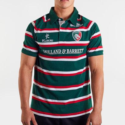 Kukri Maillot de Rugby, Leicester Tigers domicile 2019/2020 pour hommes