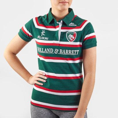 Kukri Maillot de Rugby, Leicester Tigers domicile 2019/2020 pour femmes